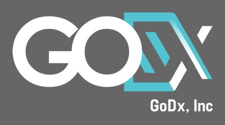 GoDx logo
