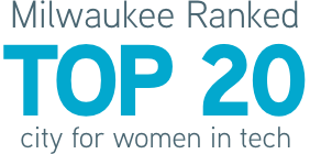 Milwaukee ranked top 20 city for women in tech
